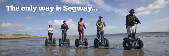 Segway Isle of Man - The only way is Segway!